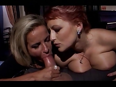 Silvia Christian & Ester Smith - FFM Three-way