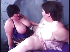 Girly-girl fatties  fuck-a-thon