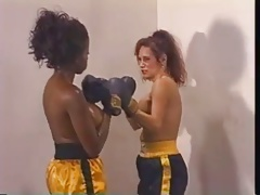 Boxing (requested slow-mo)