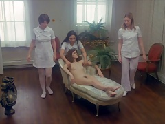 Uber-sexy Scary Nurses From Fanny Hill