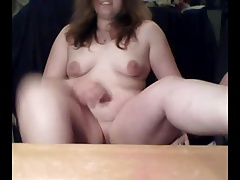 Insatiable Meaty Plus-size Teenager having  with  Obese Lesbians-3