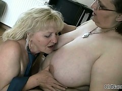 2 beautiful  mature gets kinky part2