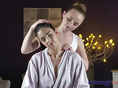 Massage  Face sitting climaxes for