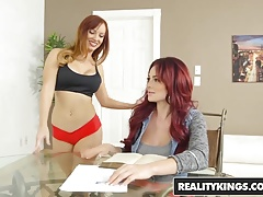 RealityKings - Moms Eat  - After Explores