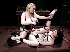 Domme Aiden Starr  Lydia